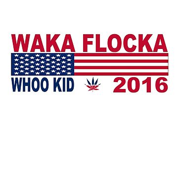 Waka Flocka by dakota142