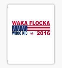 Waka Flocka Sticker