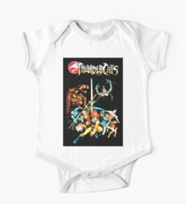 Thundercats - The original Picture Short Sleeve Baby One-Piece