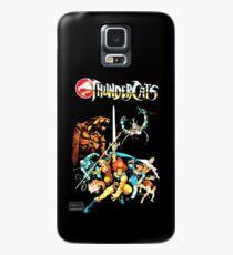 Thundercats - Das ursprüngliche Bild Hülle & Klebefolie für Samsung Galaxy