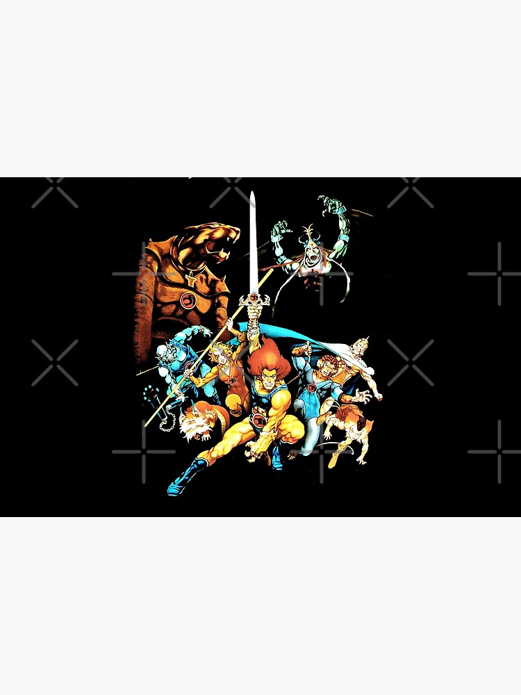 Thundercats - Das ursprüngliche Bild von pickledjo