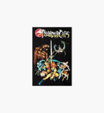 Thundercats - Das ursprüngliche Bild Galeriedruck