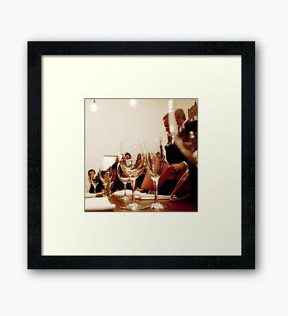 untitled #8 Framed Print