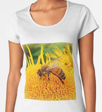 Honey Bee Women's Premium T-Shirt