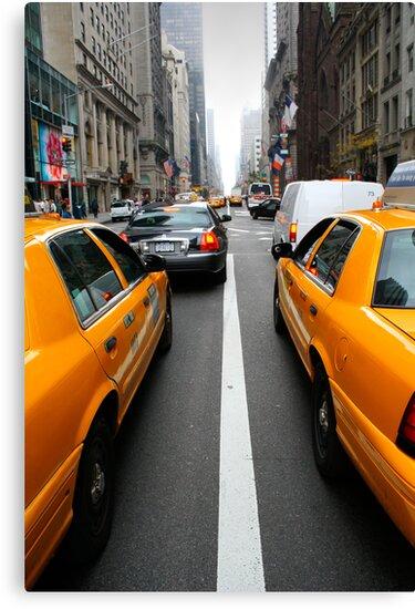 New York 3/4 by Martin Gros