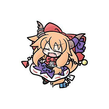Happy Ibuki Suika by MagicalFish
