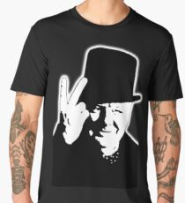 V sign, Victory, V, 1943, WWII, Winston, Churchill, British prime minister,  Men's Premium T-Shirt