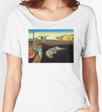 DALI, Salvador Dali, The Persistence of Memory, 1931 Women's Relaxed Fit T-Shirt
