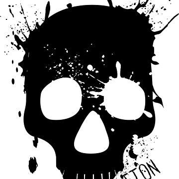 skull Halloween by leonardonado