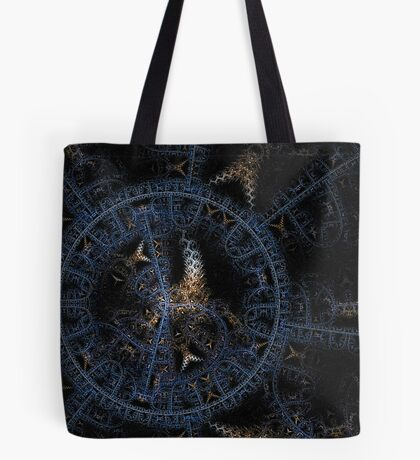 Trapped In A Puzzle Box Tote Bag