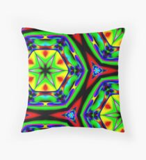 Psychedelic Pillow Cover / Tote Bag 4 Throw Pillow