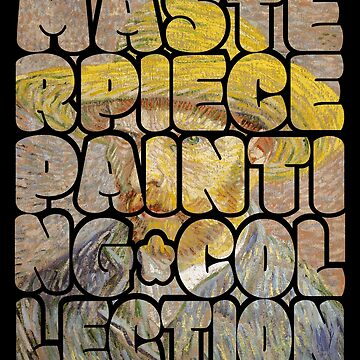 Vincent van Gogh - Masterpiece painting collection by portokalis