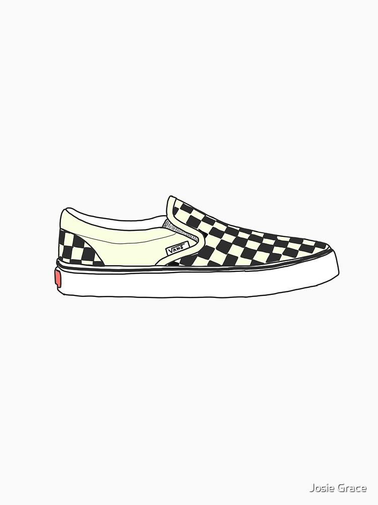 bcb4bf4e5f7 Black Checkered Vans Shoes