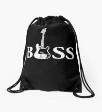 Bass Fender Bass Player Gift Drawstring Bag