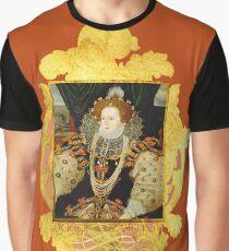 Königin Elisabeth I. von England (3) Grafik T-Shirt