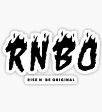 RNBO - Rise and Be Original  Sticker
