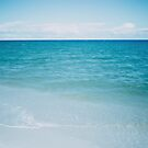Calm Sea by baxiaart