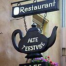 Restaurant Cafe-Shop at Innsbruck by sstarlightss