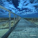 Walk to the Past, Denham, WA by Malcolm Katon