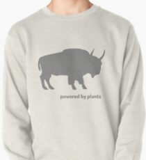 Buffalo - powered by plants Pullover