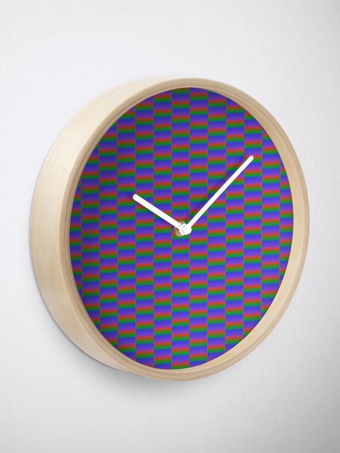Alternative Ansicht von BEWIRKEN Uhr