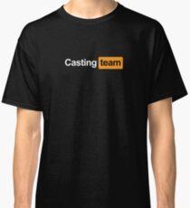Porn Hub Casting Team Classic T-Shirt