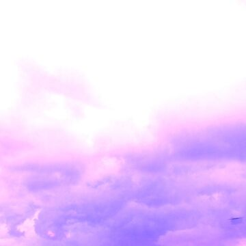 Clouds #002: Purple Clouds. by -Loulabelle