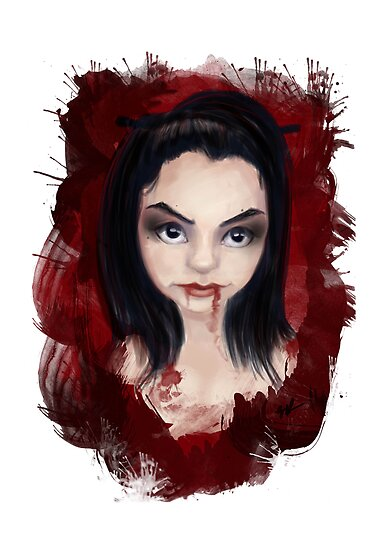 BLOOD BATH by Erica Rosario