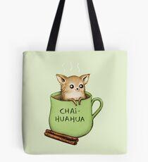 Chaihuahua Tote Bag