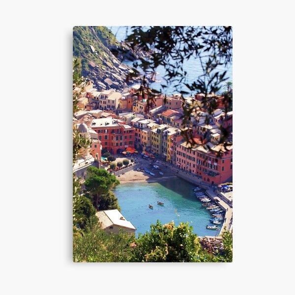 Vernazza Cinque Terre, Italy Canvas Print