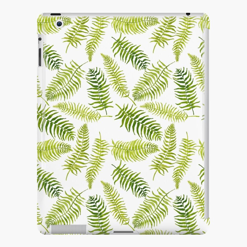 Fern Limelight iPad Case & Skin