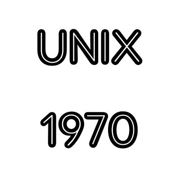 UNIX 1970 by petrosdeme