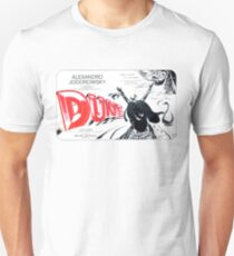 Dune by Jodorowsky Unisex T-Shirt