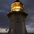 Cape Reinga lighthouse by Paul Mercer