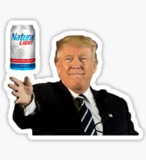 Donald Trump - Natty Sticker