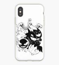 Ghosts iPhone Case