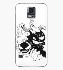 Ghosts Case/Skin for Samsung Galaxy