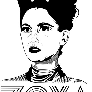 Zoya Glow by frajtgorski