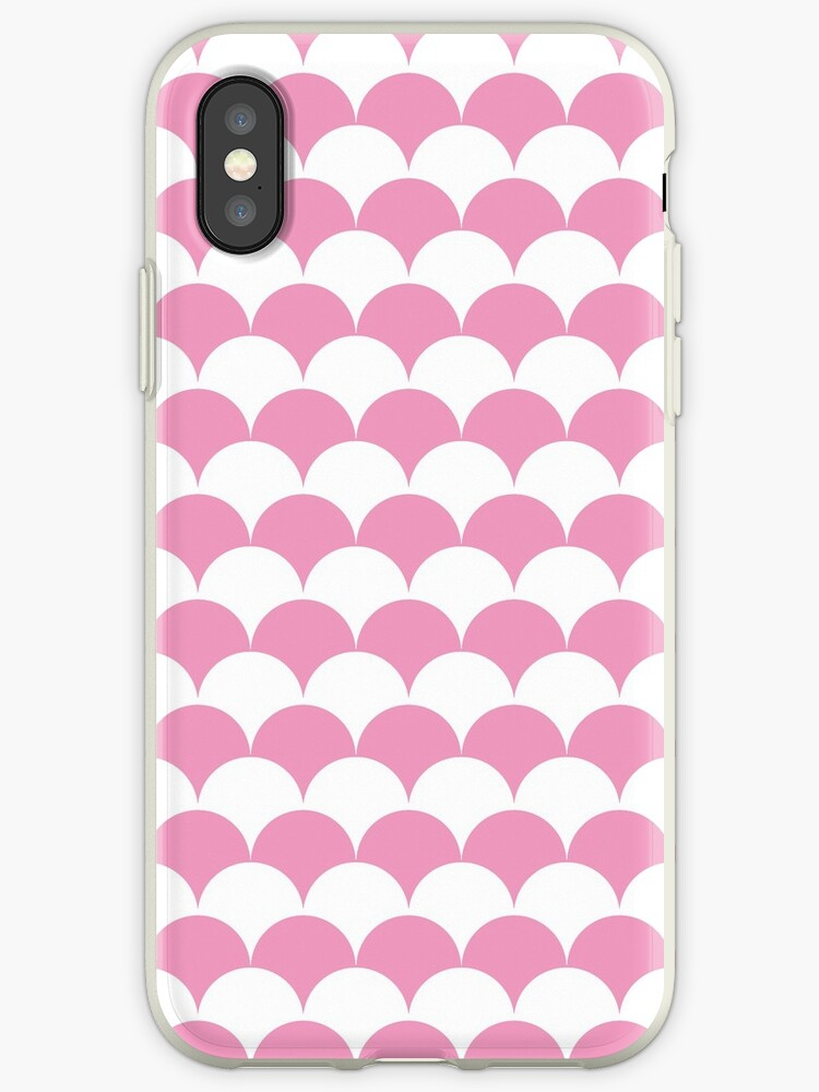 Light Pink Clamshell Pattern by Cool Fun  Awesome Time
