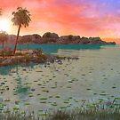 Beach Landscape by Marc  Mons