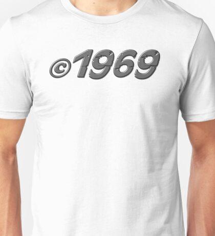Year of Birth 1969 T-Shirt