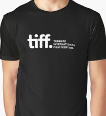 TIFF — Toronto International Film Festival Graphic T-Shirt