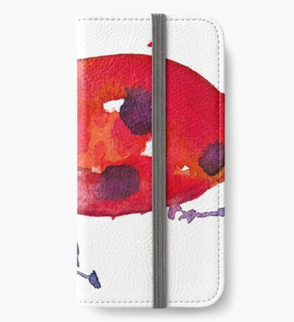 BAANTAL / Pollinate / Ladybird iPhone Wallet