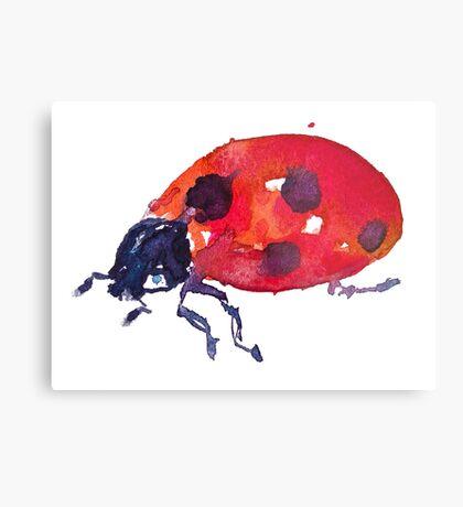 BAANTAL / Pollinate / Ladybird Metal Print
