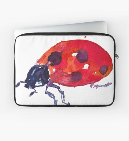 BAANTAL / Pollinate / Ladybird Laptop Sleeve