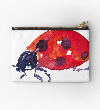 BAANTAL / Pollinate / Ladybird Zipper Pouch