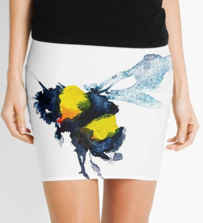 BAANTAL / Pollinate / Bee Mini Skirt