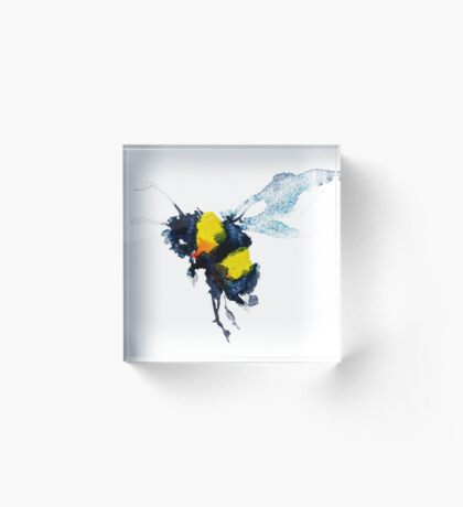 BAANTAL / Pollinate / Bee Acrylic Block