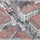 Göttingen City Streets  by mrthink