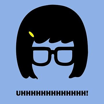 Tina Belcher World by iheartclothes